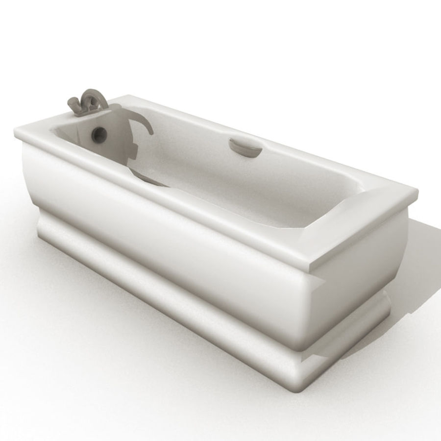 3_Baths.zip royalty-free 3d model - Preview no. 2