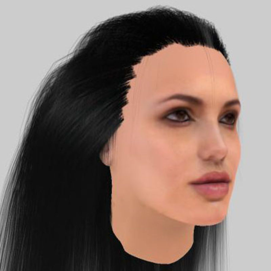 angelina2.zip royalty-free 3d model - Preview no. 1