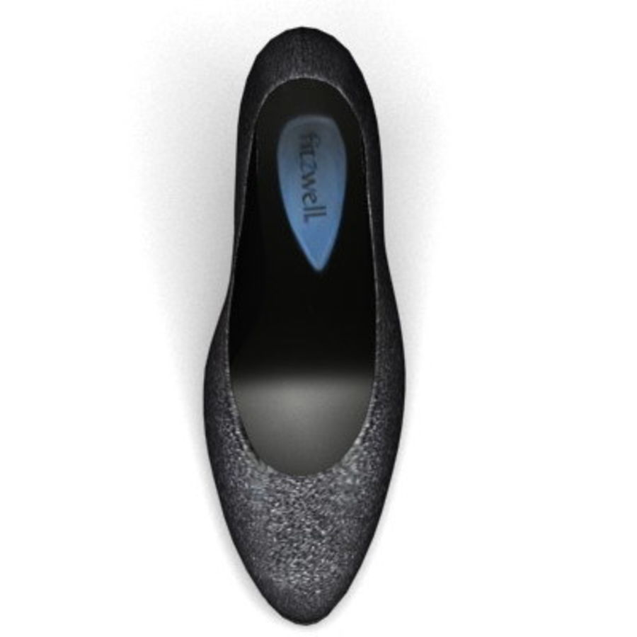 Shoe_05 royalty-free 3d model - Preview no. 7