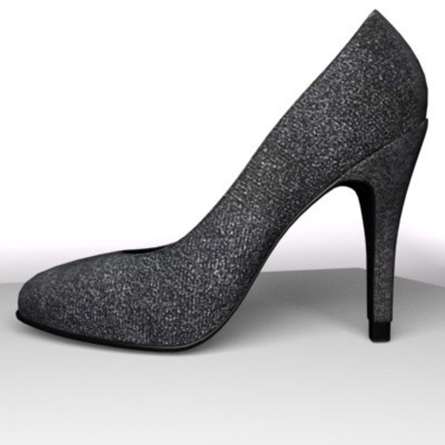 Shoe_05 royalty-free 3d model - Preview no. 3