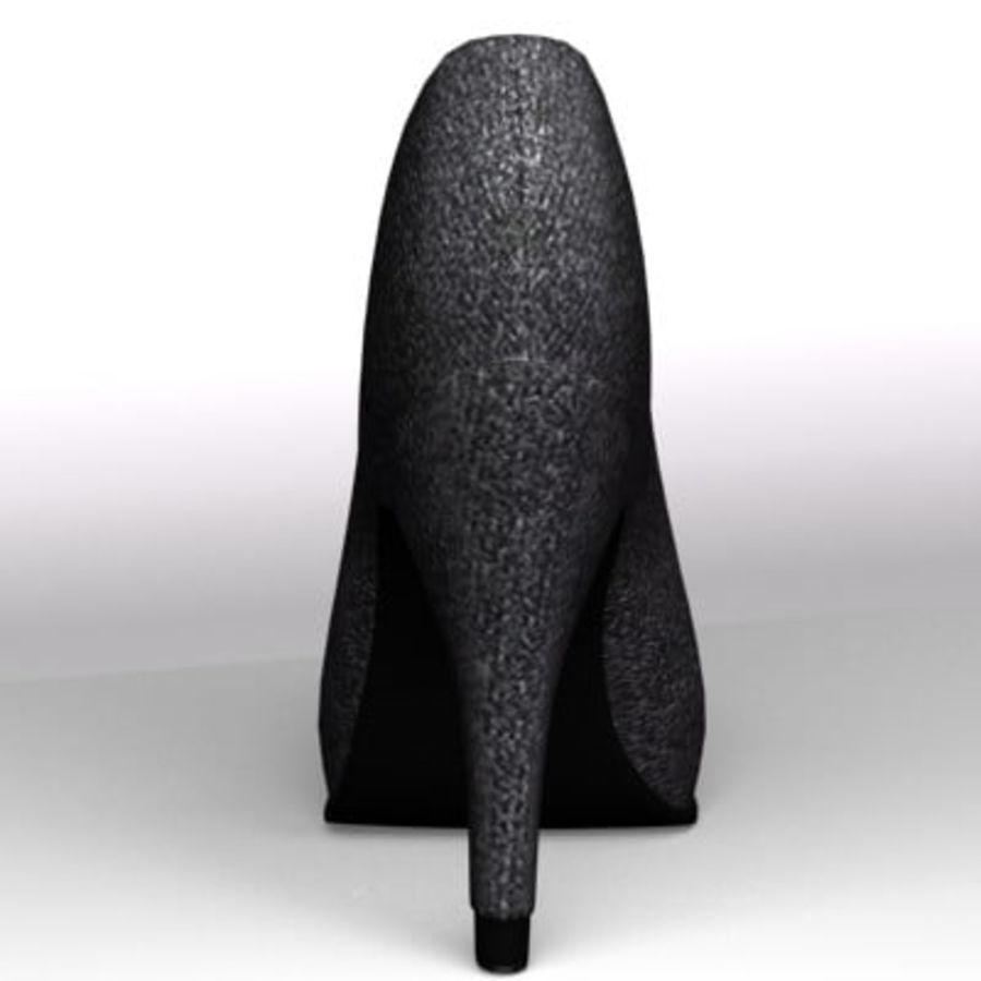 Shoe_05 royalty-free 3d model - Preview no. 6