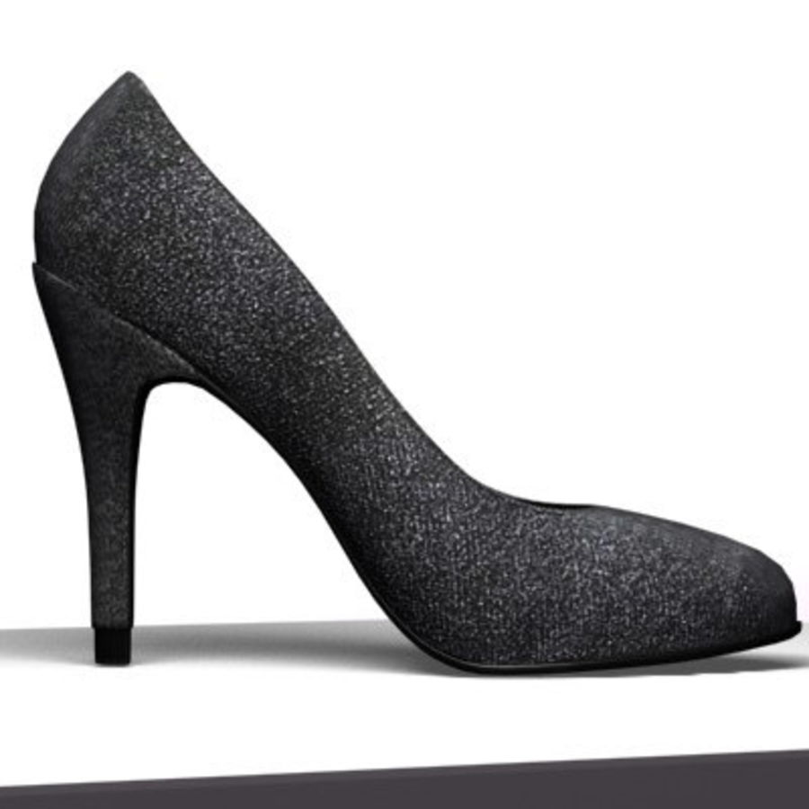 Shoe_05 royalty-free 3d model - Preview no. 5