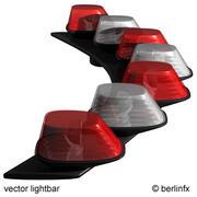 vectorlightbar.zip 3d model