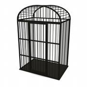 gaiola de pássaro 3d model
