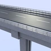 Überführung 3d model