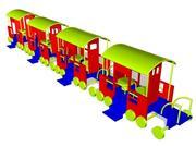 Playground Item 05 3d model