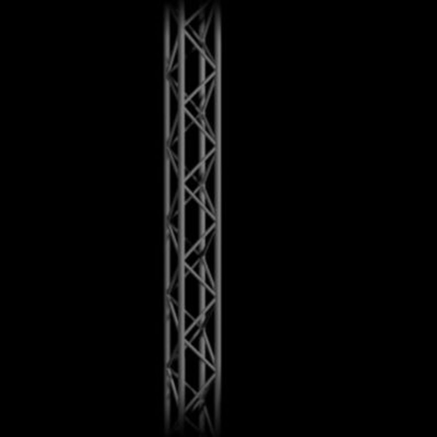 Truss 1 royalty-free 3d model - Preview no. 3