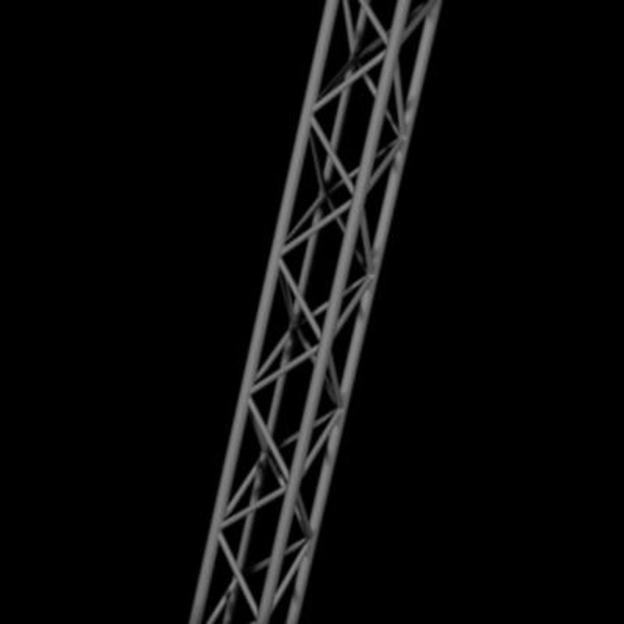 Truss 1 royalty-free 3d model - Preview no. 2