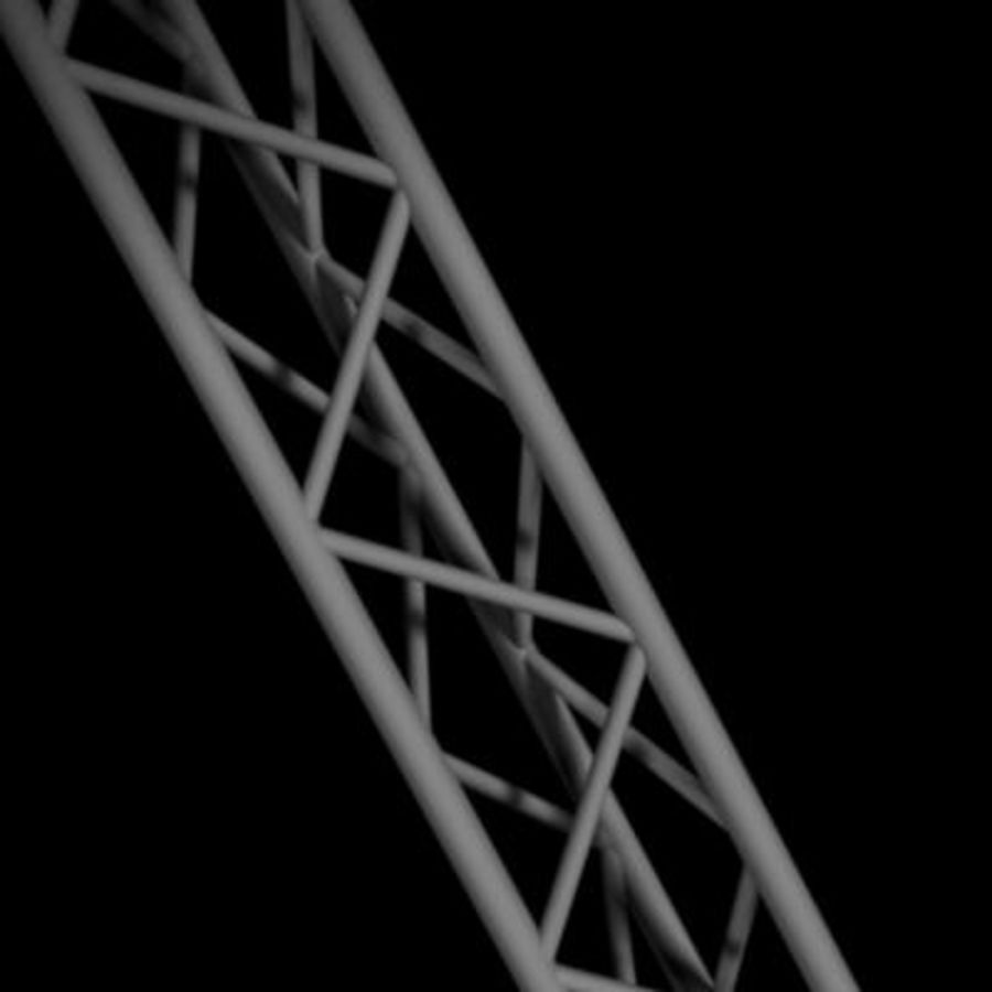 Truss 2 royalty-free 3d model - Preview no. 1