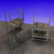 Stellingen 3d model