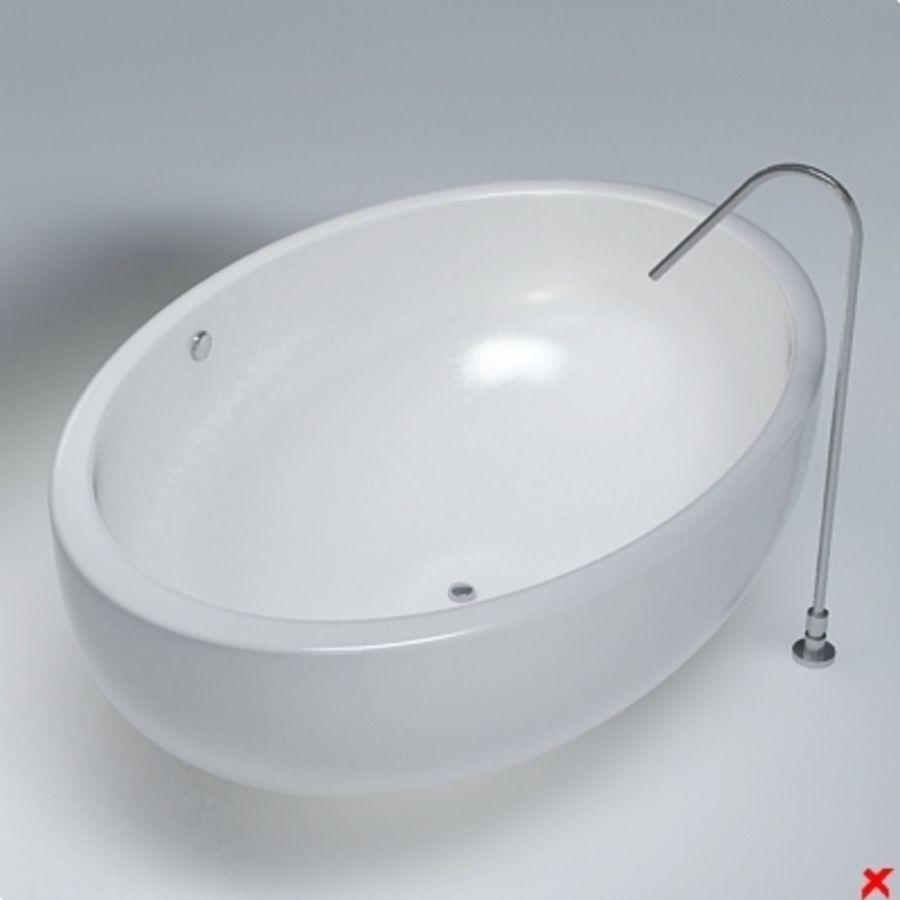 Bath015.ZIP royalty-free 3d model - Preview no. 2