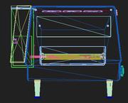 Conveyor Oven 1301.zip 3d model