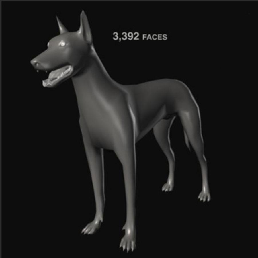 Dog zbrush ztl 3D Model $16 - .oth .obj .fbx .dae .ztl - Free3D