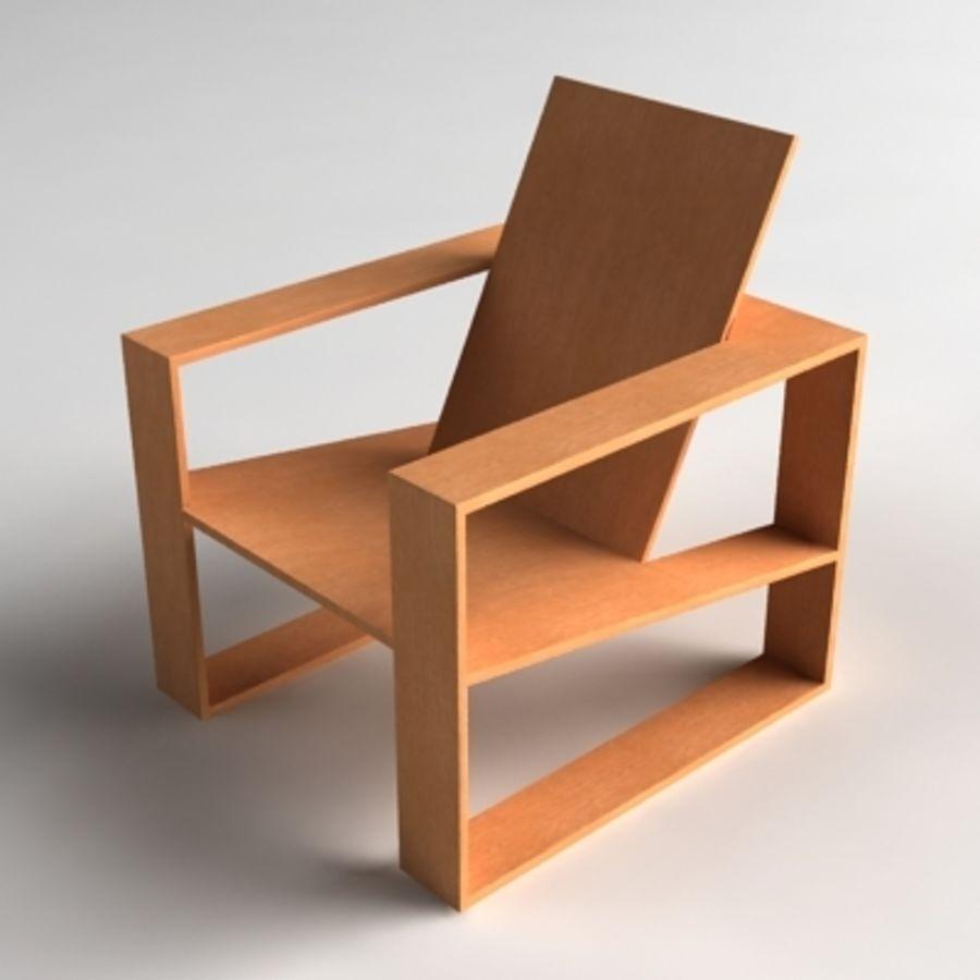 Outstanding Modern Wooden Lounge Chair 3D Model 15 Obj Max 3Ds Inzonedesignstudio Interior Chair Design Inzonedesignstudiocom