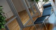 Długie krzesło 1 3d model