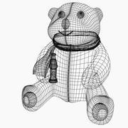 Bear Toy 3d model