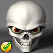 skull-fun-ts.lwo 3d model