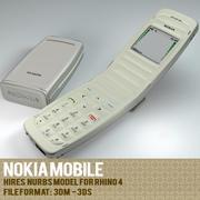 诺基亚手机 3d model