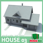 Single family house 03 3d model
