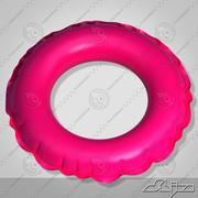 Swimming Ring 3d model