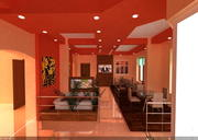 restaurant.max 3d model