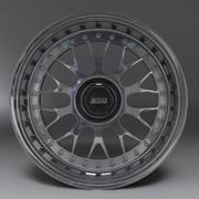 BBS Rim Alloy 3d model
