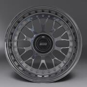 BBS velg legering 3d model