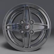 RS velg legering 3d model