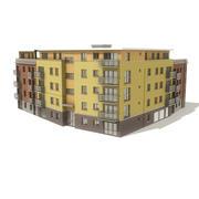 lägenheter 05 3d model