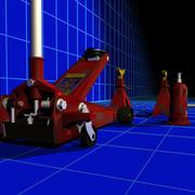 Kat Krikoları 01 3d model