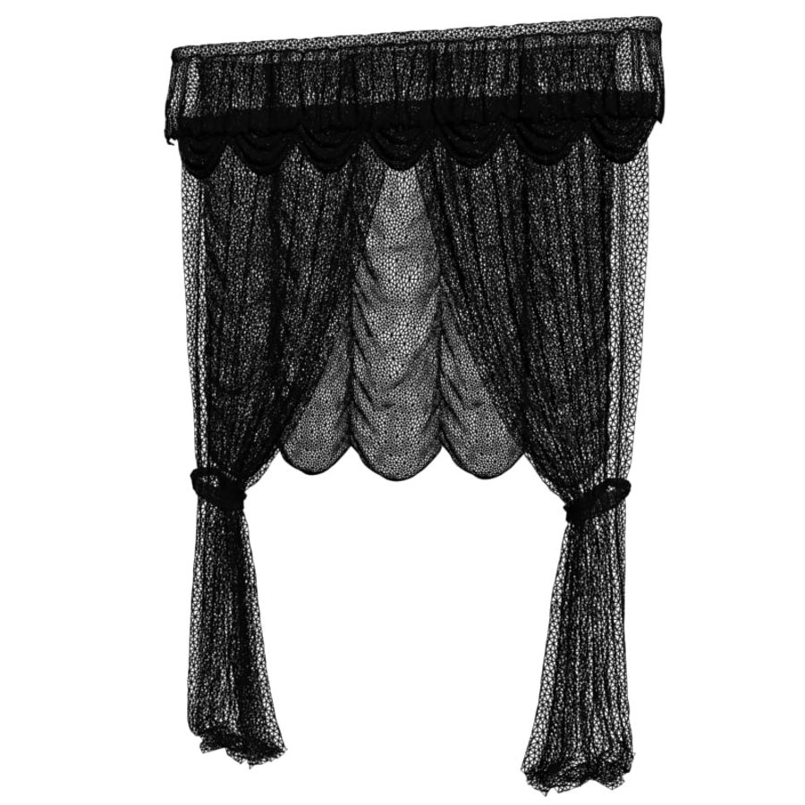 Curtain classic royalty-free 3d model - Preview no. 7
