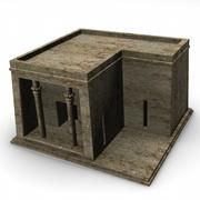 egypt house3 3d model