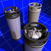 Zbiornik CO2 01 3d model
