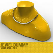 JEWEL DUMMY 3d model