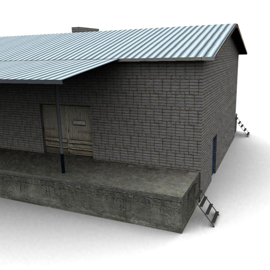 packhouse_ZIP.zip royalty-free 3d model - Preview no. 14