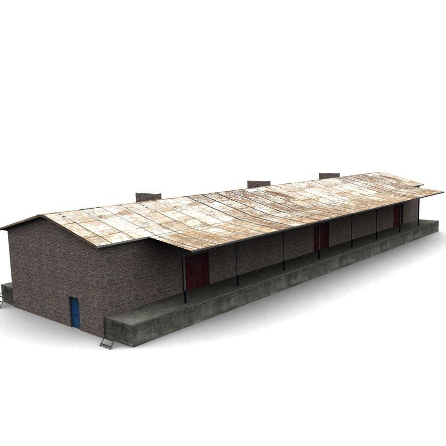 packhouse_ZIP.zip royalty-free 3d model - Preview no. 3
