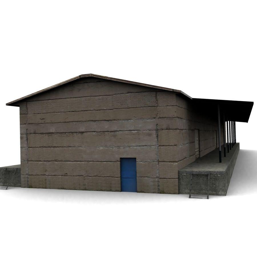 packhouse_ZIP.zip royalty-free 3d model - Preview no. 8