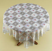 Table&table-cloth V2 3d model