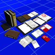 Dizüstü Bilgisayar Bağlayıcıları 01 3d model