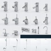 Tap collection 3d model