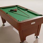 Pool table.zip 3d model