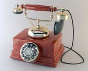 古董电话副本-Sultan_max_R8 3d model