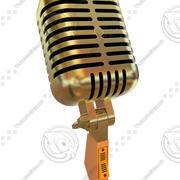 mic 1 3d model