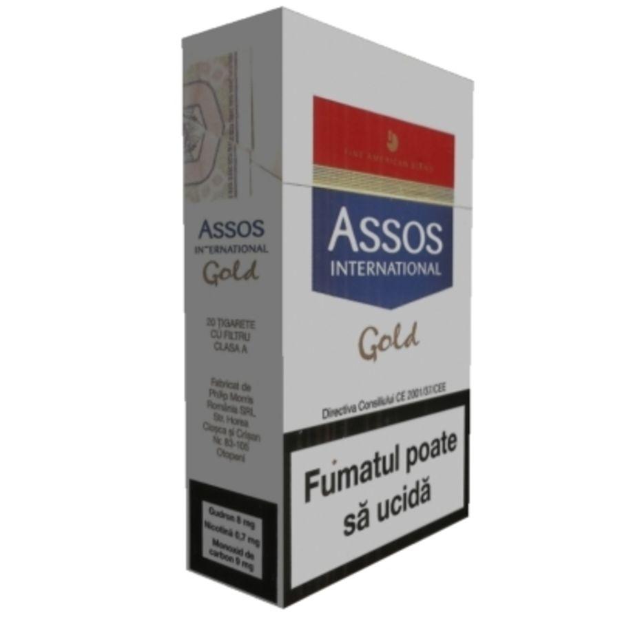 Assos Gold royalty-free modelo 3d - Preview no. 2