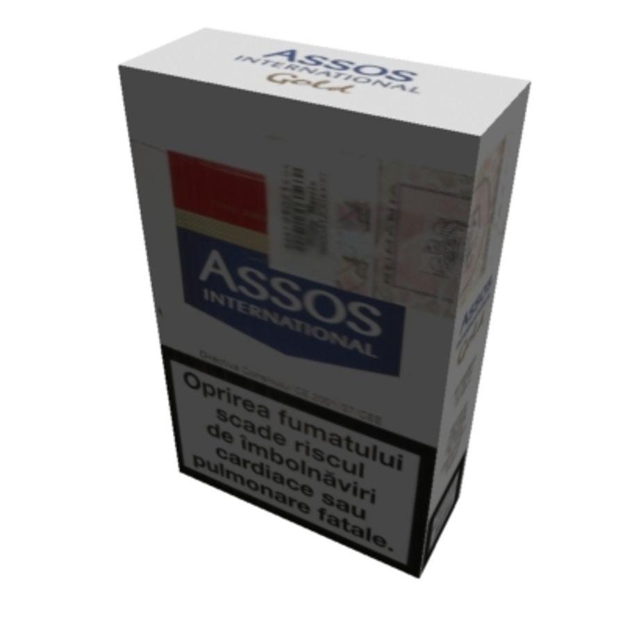Assos Gold royalty-free modelo 3d - Preview no. 4