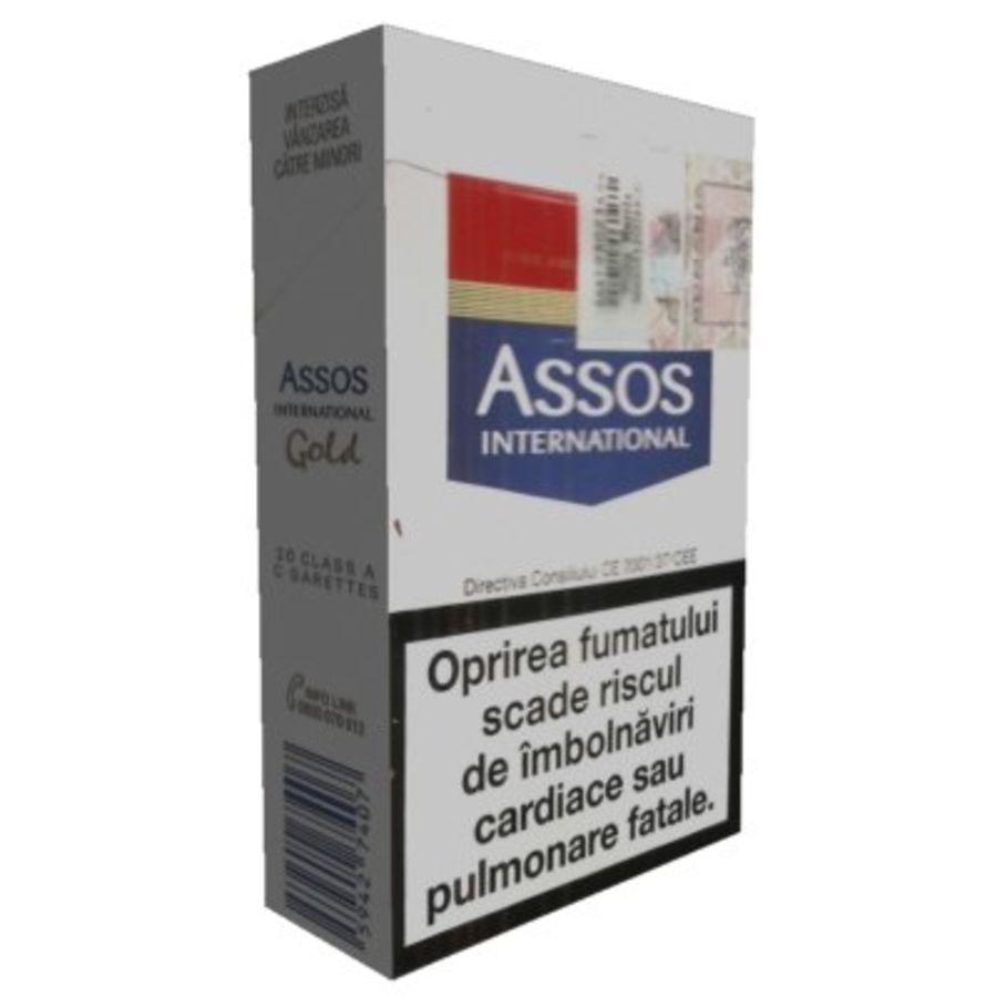 Assos Gold royalty-free modelo 3d - Preview no. 3