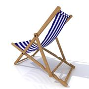 Deck_Chair 3d model