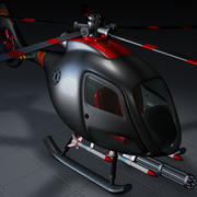 Hubschrauber 3d model