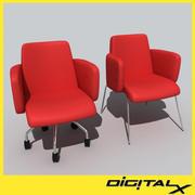 chair S8 3d model