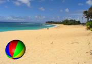 Beach Ball 3d model